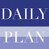 Daily Plan Day and timetable