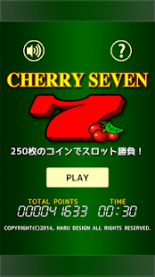 CHERRY SEVEN -PACHI SLOT-- screenshot thumbnail