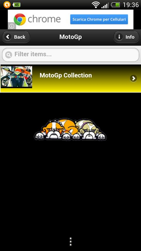 Valentino Rossi Collection - screenshot