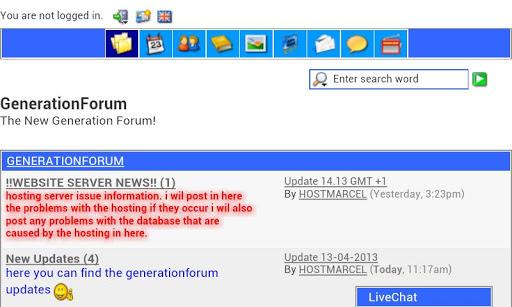 GenerationForum