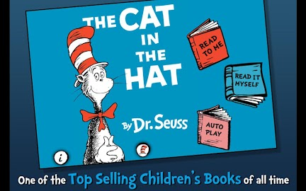 The Cat in the Hat - Dr. Seuss Screenshot 1