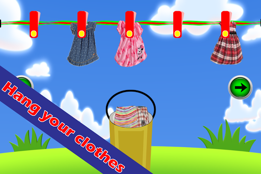 Wash Kids Clothes  screenshots 9