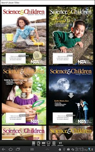 Science & Children Magazine - screenshot thumbnail