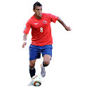 Arturo Vidal widgets logo