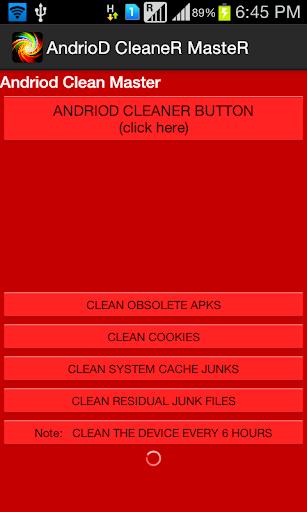 Cleaner Master +