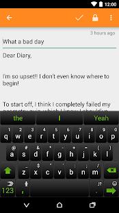 Offline Diary