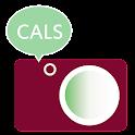 CALCAME simple 1280x960 camera icon