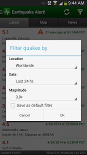 Earthquake Alert! - screenshot thumbnail