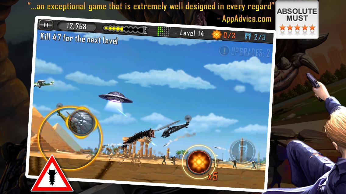 Death Worm screenshot #21