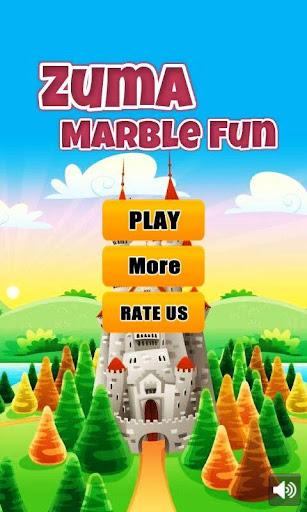 Marble Fun Shooting
