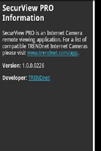 SecurView PRO - screenshot thumbnail