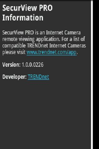 SecurView PRO - screenshot