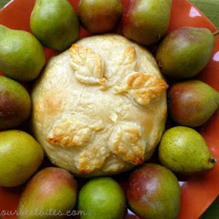 Baked Brie with Pepper Jelly Recipe