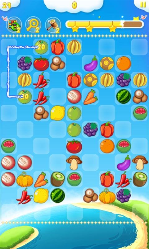 Eat Fruit Link- screenshot