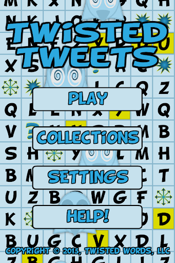 Twisted Tweets Word Search 1.0.5 screenshots 6