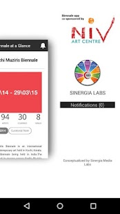 Kochi Muziris Biennale- screenshot thumbnail