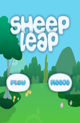 Sheep Leap
