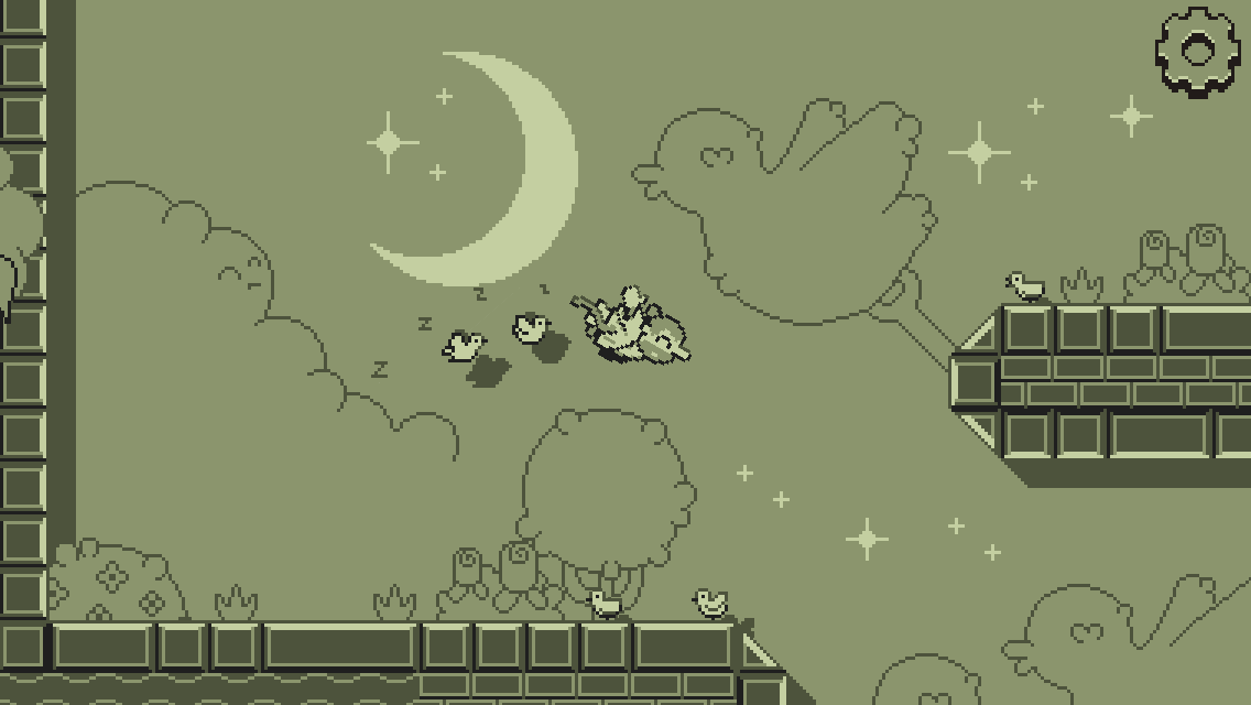 8bit Doves- screenshot