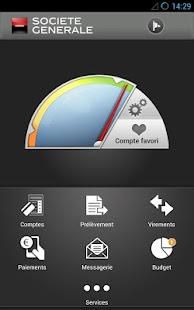 L'Appli Société Générale - screenshot thumbnail