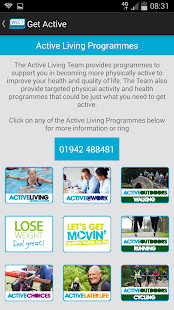 WLCT Get Active- screenshot thumbnail