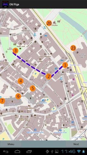 Old Riga guided walking tour