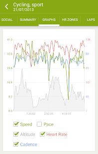 Endomondo Sports Tracker PRO - screenshot thumbnail