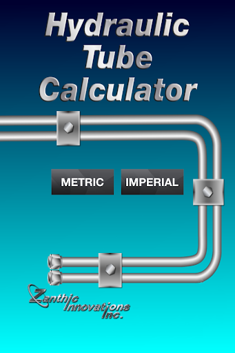 Hydraulic Tube Calculator