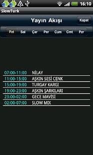 SlowTürk Radyo- screenshot thumbnail