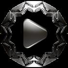 AMETAL Poweramp skin V2 icon