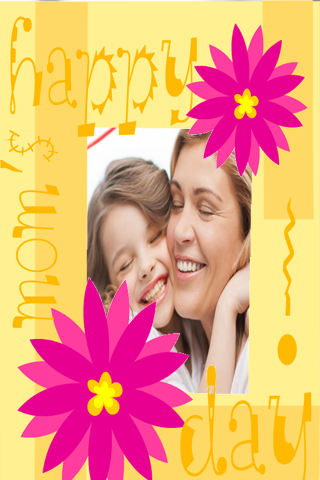 Mother's Day Photo Frames HD