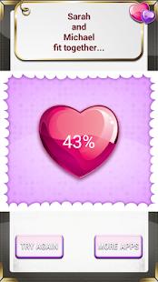 Kærlighed regnemaskine dating