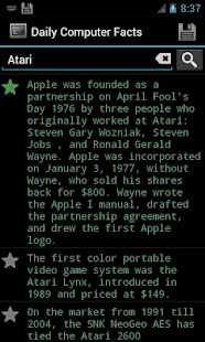 Amazing Computer Facts - screenshot thumbnail