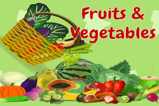 Fruits Vegetables -HD