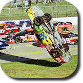 Nascar Crazy Crashes