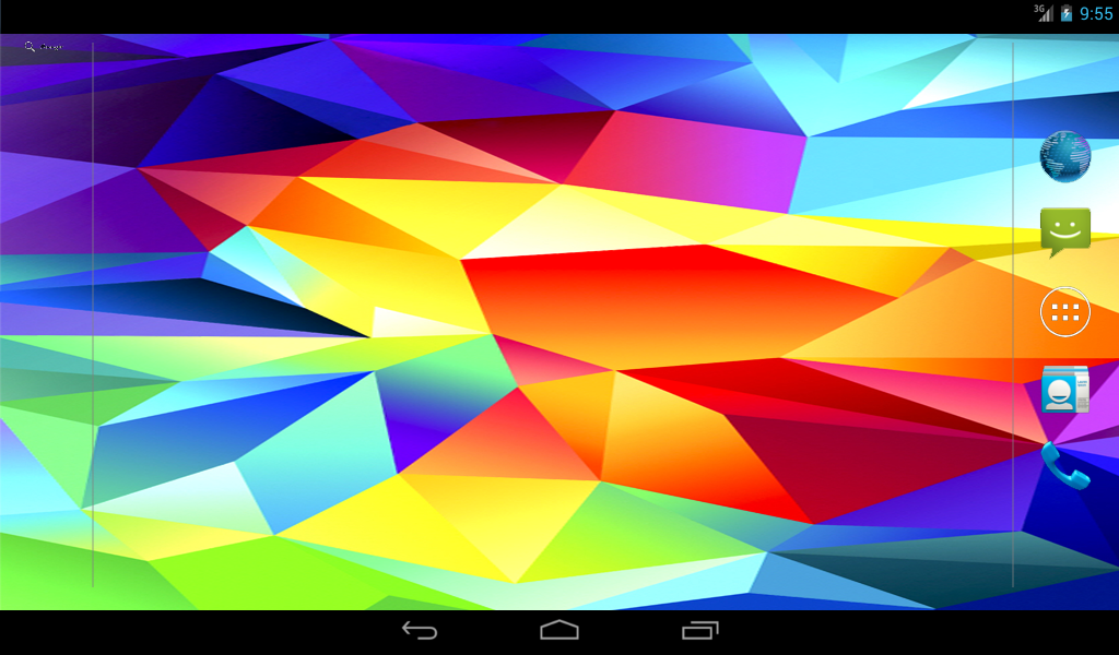 Galaxy S5 Live Wallpaper- screenshot
