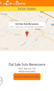 Dal Sale Solo Benessere- screenshot thumbnail