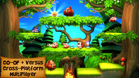 Muffin Knight FREE Screenshot 13