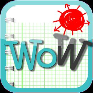 WoW英文單字王-Lite(英語學習) LOGO-APP點子