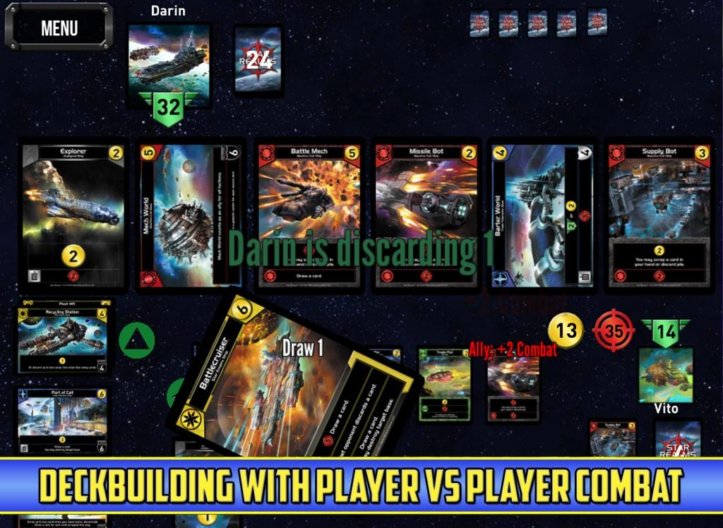 Star Realms – Capture d'écran
