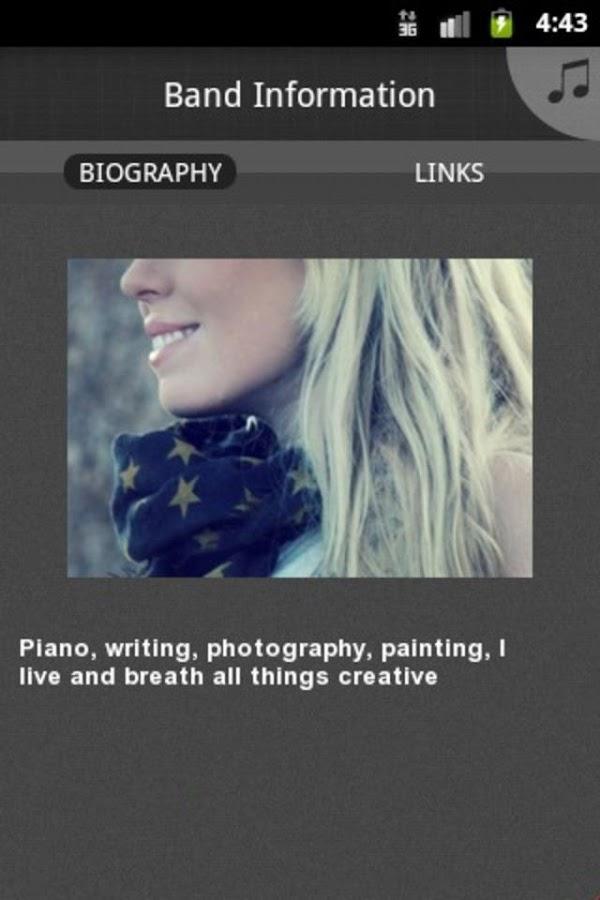 Angela Waddington - screenshot