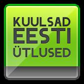 Eesti Ütlused Soundboard