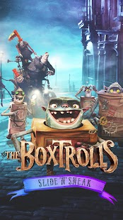 The Boxtrolls: Slide 'N' Sneak Screenshot 7