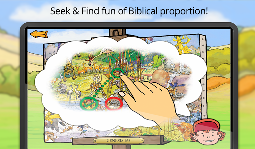 【免費解謎App】Seek and Find Bible Game-APP點子