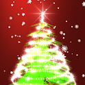 3D Christmas LWP icon