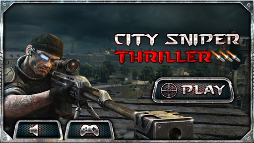 City Sniper Thriller