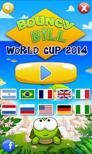 Bouncy Bill World-Cup