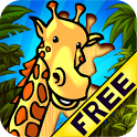 Wild Animals Puzzle LITE icon
