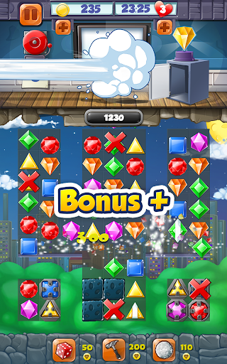 Jewel Blast Match 3 Game  screenshots 4