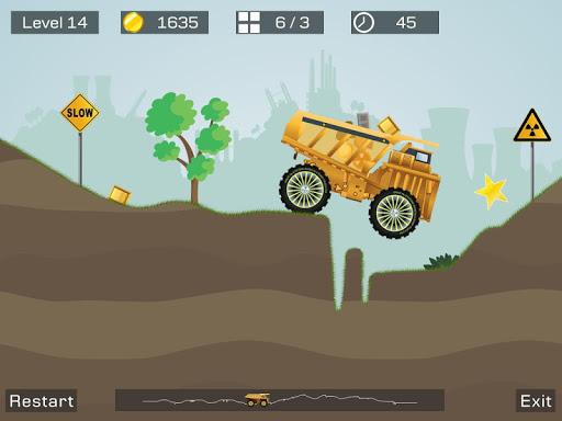 Big Truck --best mine truck express simulator game 3.39 Cheat screenshots 6