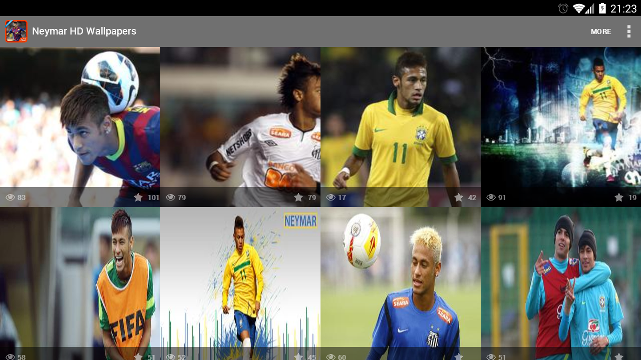 Neymar HD Wallpapers - screenshot